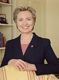 Photo Courtesy of Senator Clinton's Website
