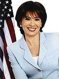 Photo courtesy of the Pirro for Senate Website