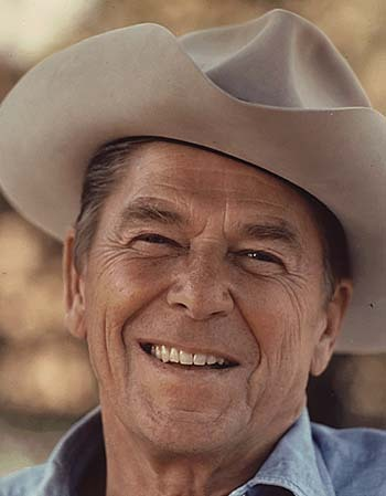 President Reagan