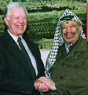 Carter and Arafat