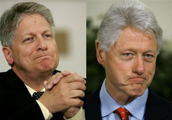Mike Nifong and Bill Clinton