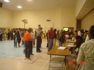 Charlotte - Primary Day - 2008