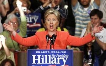 Hillary wins WV