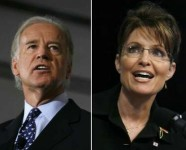Biden and Palin