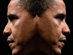 The two faces of Obama