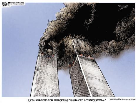 Cartoon by Michael Ramirez