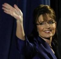 Palin exits