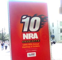 NRA Convention 2010