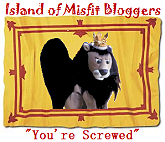 Island of Misfit Bloggers