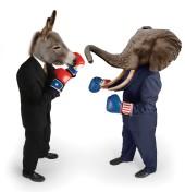 Dems vs. Reps