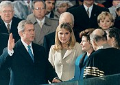 President Bush - 2001 Inaugural