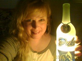 Sistah loves Duke