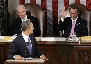 Obama, Biden, Boehner