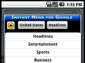 Insta-news