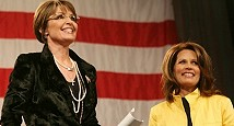 Palin and Bachmann