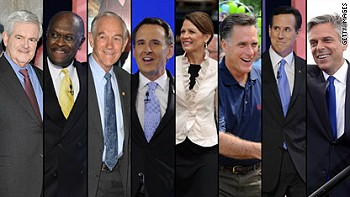 GOP 2012 presidential debate