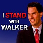 I stand with Gov. Walker