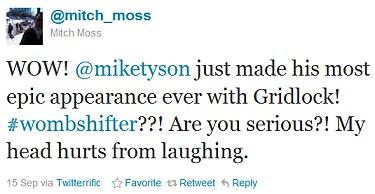 Mitch Moss - co-host of ESPN Radio's Gridlock.