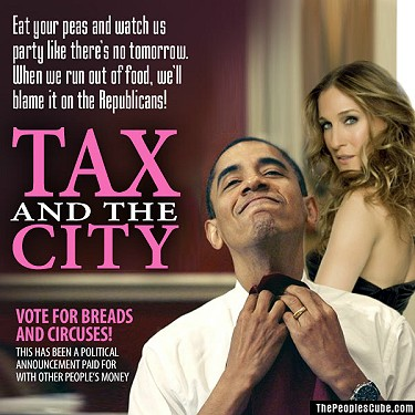 Tax and the City