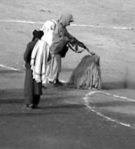 Taliban execution woman