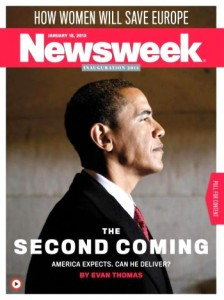 Newsweek's Obama cover