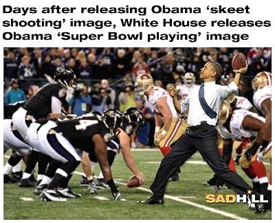 Obama Super Bowl