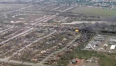 OKC devastation