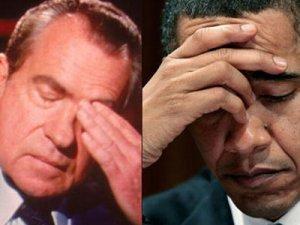 President Nixon and President Obama