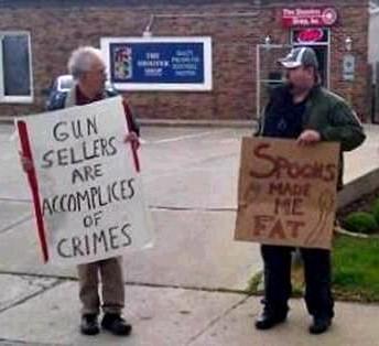 Gun control argument