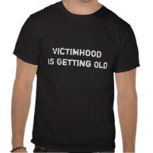 Culture of Victimhood