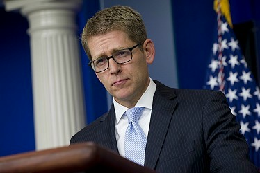 Former WH spox Jay Carney
