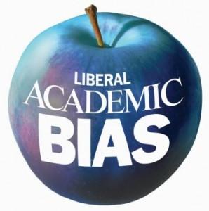 Liberal academic bias