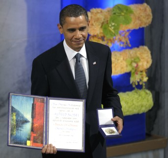 President Obama & the Nobel Peace Prize