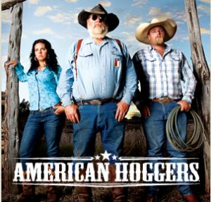 A&E American Hoggers