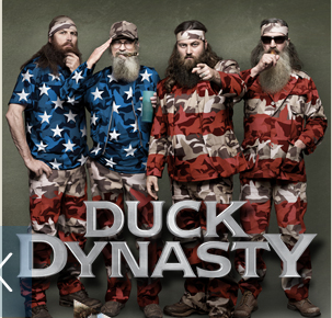 A&E Duck Dynasty