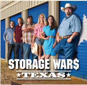A&E Storage Wars