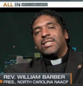 NC NAACP President / Rev. William Barber