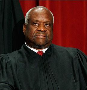 SCOTUS Justice Clarence Thomas