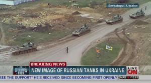 Crimea Russia Ukraine mobile artillery