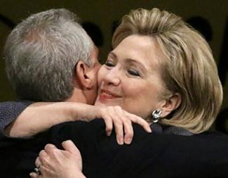 Hillary Rodham Clinton, Rahm Emanuel