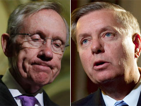 Senators Reid and Graham