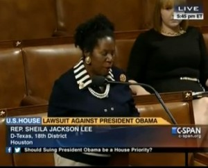Rep. Jackson Lee