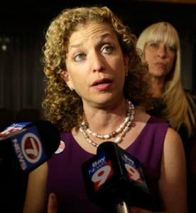 DNC Chair Debbie Wasserman Schultz