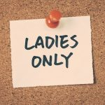 Ladies only
