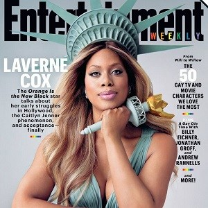 Laverne Cox, cultural appropriation