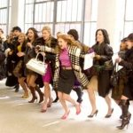 Women shopping, Black Friday