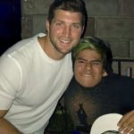 Tim Tebow and Mario